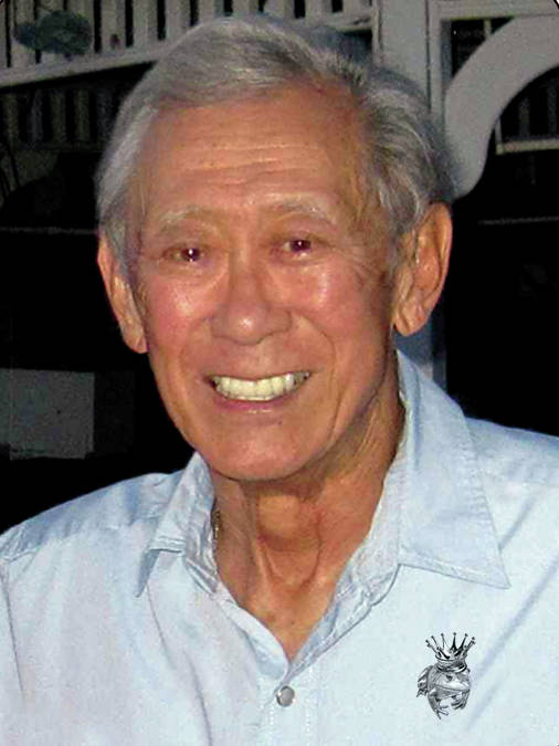 Courtesy photo Former Boulder City Review columnist Glenn Nakadate died Feb. 18, and was honored during a military memorial service March 13.