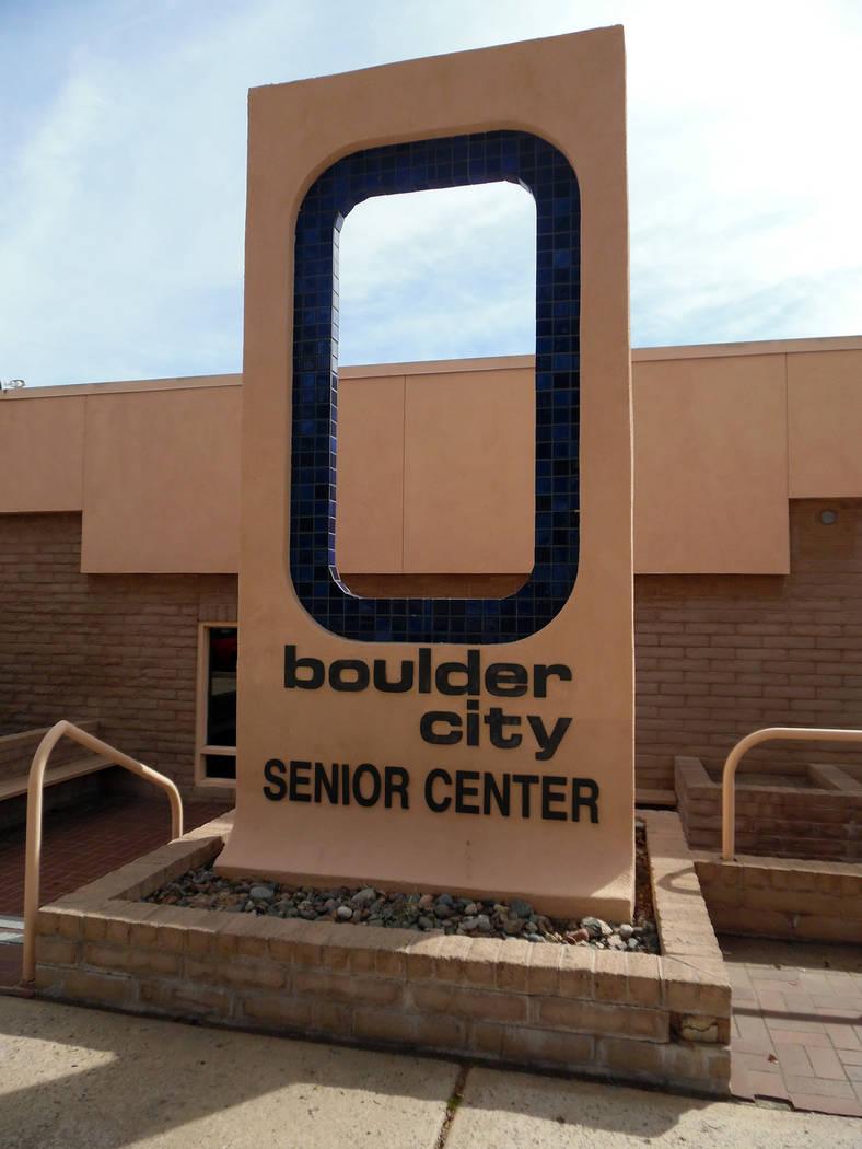 Senior Center of Boulder City-March 2017