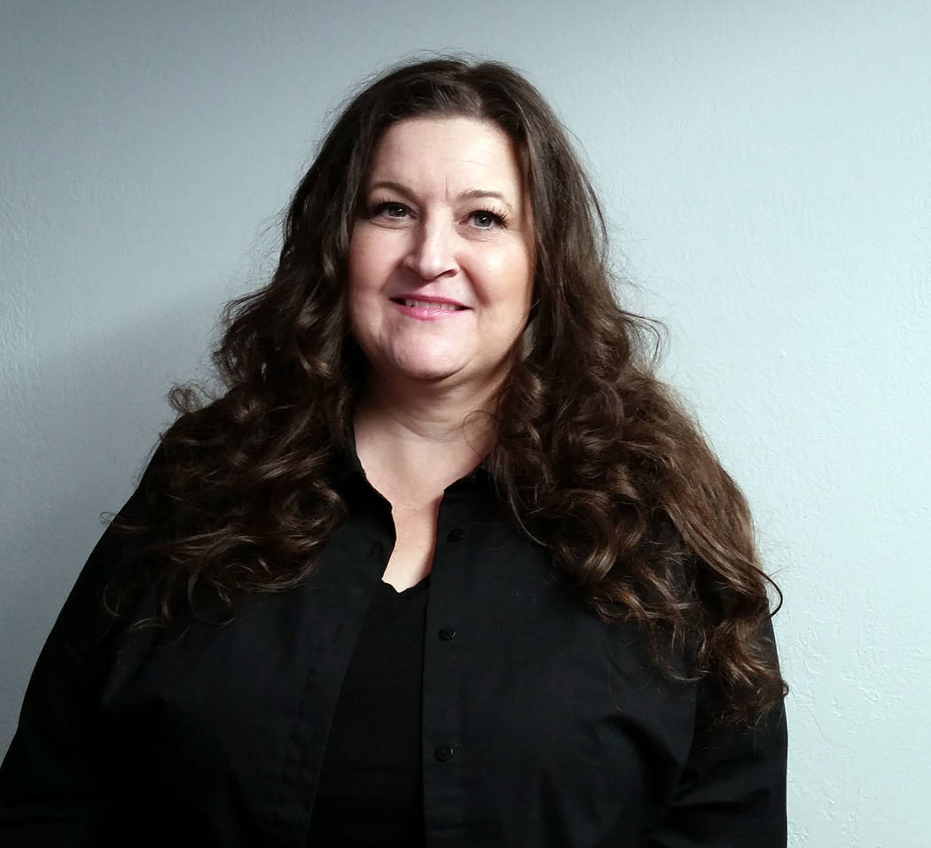 Celia Shortt Goodyear/Boulder City Review Shannon Eckman is the new director of Lend A Hand of Boulder City.