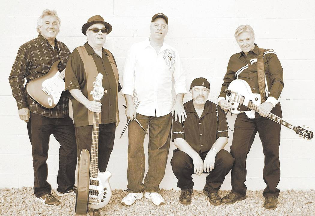 Courtesy The West Coast Travelers will perform March 24 and 25 at the Backstop Sports Pub.