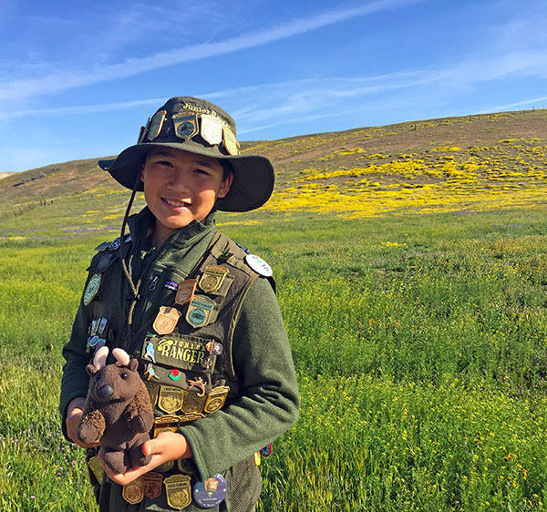 Courtesy Area youngsters are invited to visit Lake Mead National Recreation Area on April 15 to learn more about what rangers do and become junior rangers. The annual event will be held from 10 a. ...