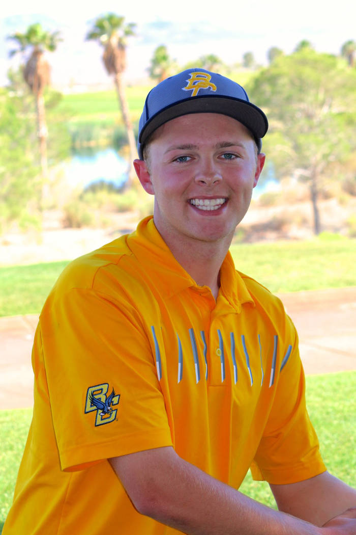 Laura Hubel/Boulder City Review Each week the coaches at Boulder City High School nominate an athlete to spotlight for contributions made to his or her team. This week's honor goes to senio ...