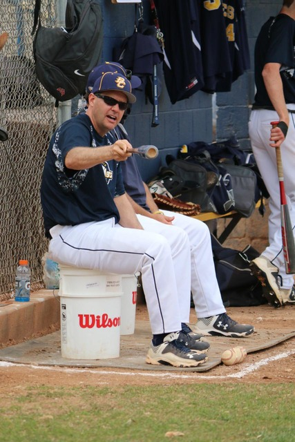 File Boulder City High School varsity baseball coach Bobby Reese recently announced his resignation, citing the desire to watch both of his kids play sports.