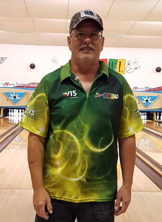 Diana Cavins Jim Coleman of Boulder City bowled his first 300 game June 15 at Boulder Bowl. It was the 16th perfect game in the alley's history.
