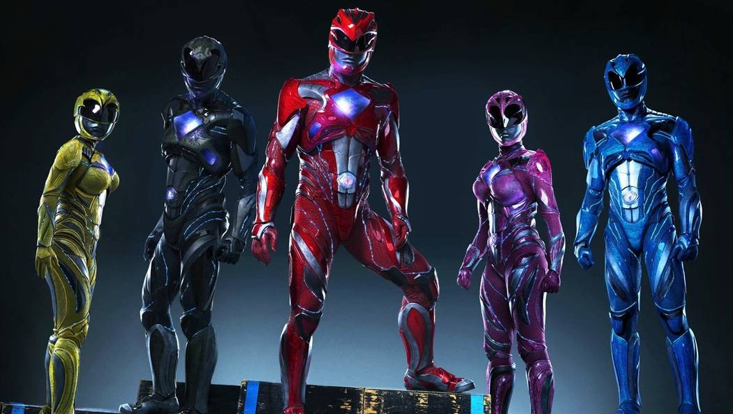 """Power Rangers"" will be shown at 5:30 p.m. Friday at the Boulder City Library, 701 Adams Blvd."