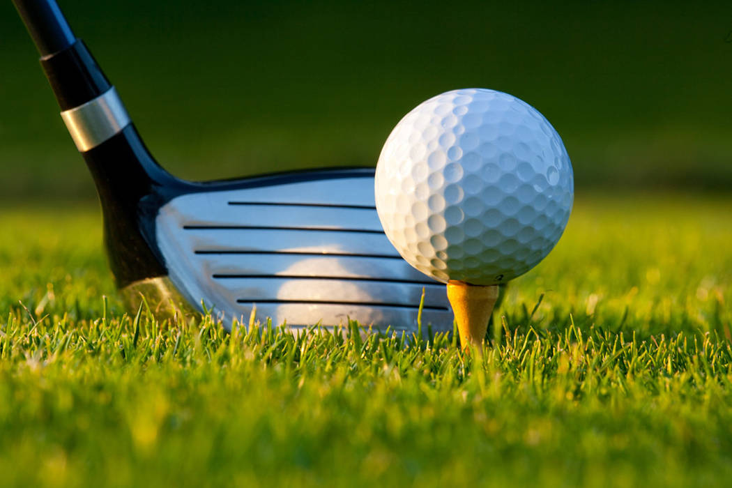 Local Golf Results