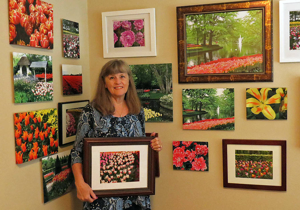 Boulder City Art Guild Colorful photographs taken by Kathy Leroy during a recent trip to the Netherlands are on display throughout July at the Boulder City Art Guild gallery inside the Boulder Dam ...