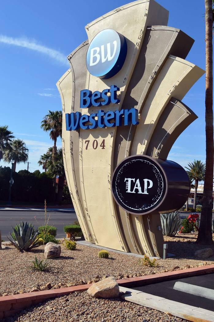 Celia Shortt Goodyear/Boulder City Review Best Western Hoover Dam Hotel is now open.