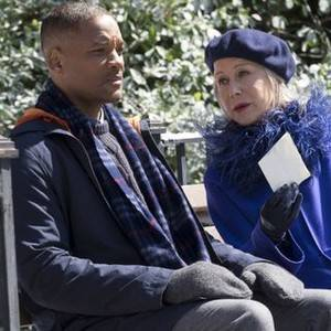 "Will Smith and Helen Mirren star in ""Collateral Beauty."" The movie will be shown Friday, Aug. 18, 2017, at Boulder City Library."