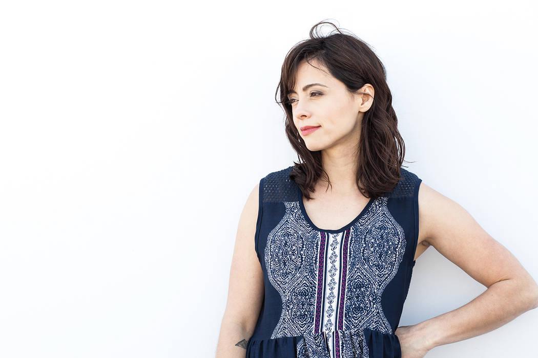 "Lia Menaker Singer-songwriter Lia Menaker will bring her ""blue-eyed soul"" sound to the Boulder Dam Brewing Co. on Friday, Sept. 8, 2017."