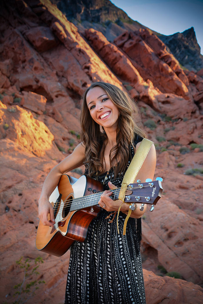 Alex Mabey Singer-songwriter Alex Mabey will perform at the Boulder Dam Brewing Co. on Saturday, Sept. 23, 2017.