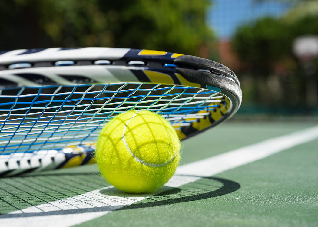 Tennis stars shine: undefeated boys, girls teams easily advance in playoffs