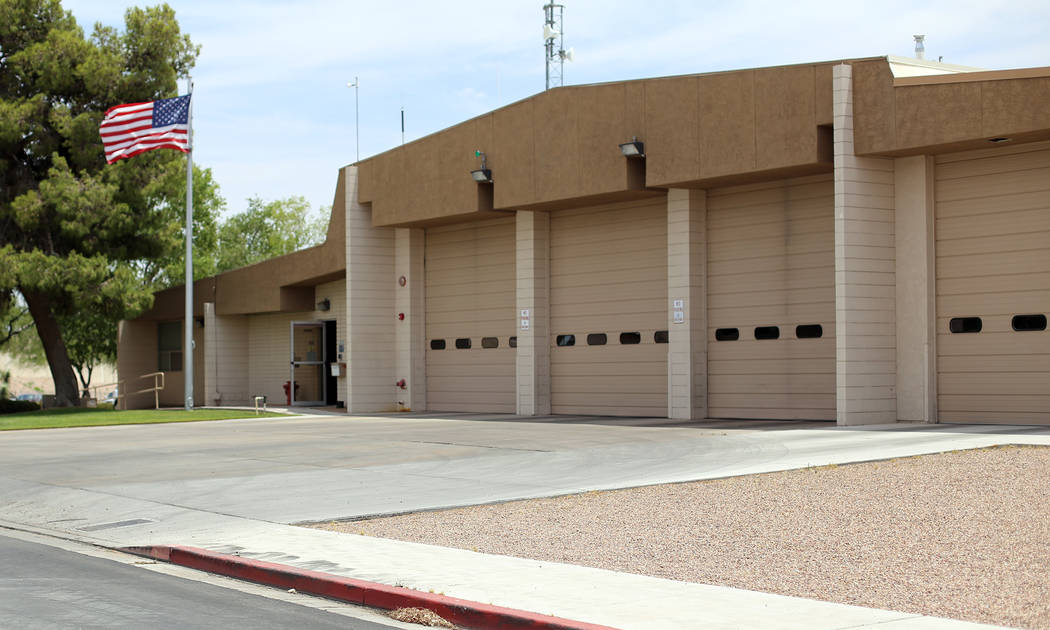 SH Architecture The Boulder City Fire Station will be undergoing a $565,000 remodel, which aims to make the facility more energy efficient, safer and improve accessibility to comply with the Ameri ...
