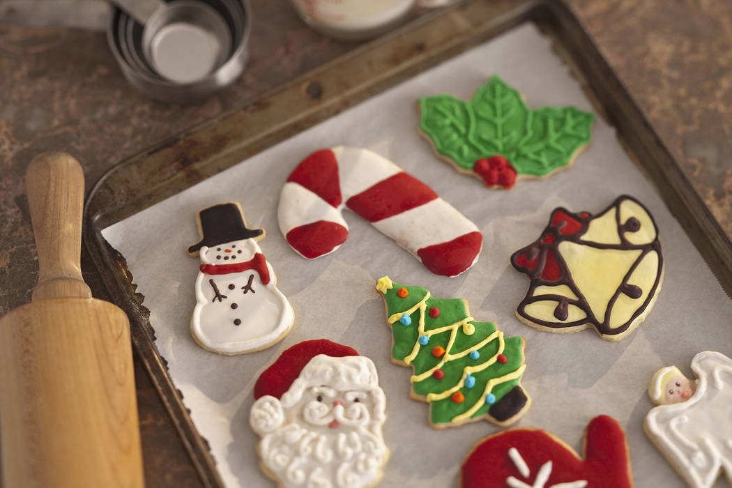 Thinkstock The Boulder City Review is seeking entries for its inaugural Christmas Cookie Contest, which will be held Nov. 14.