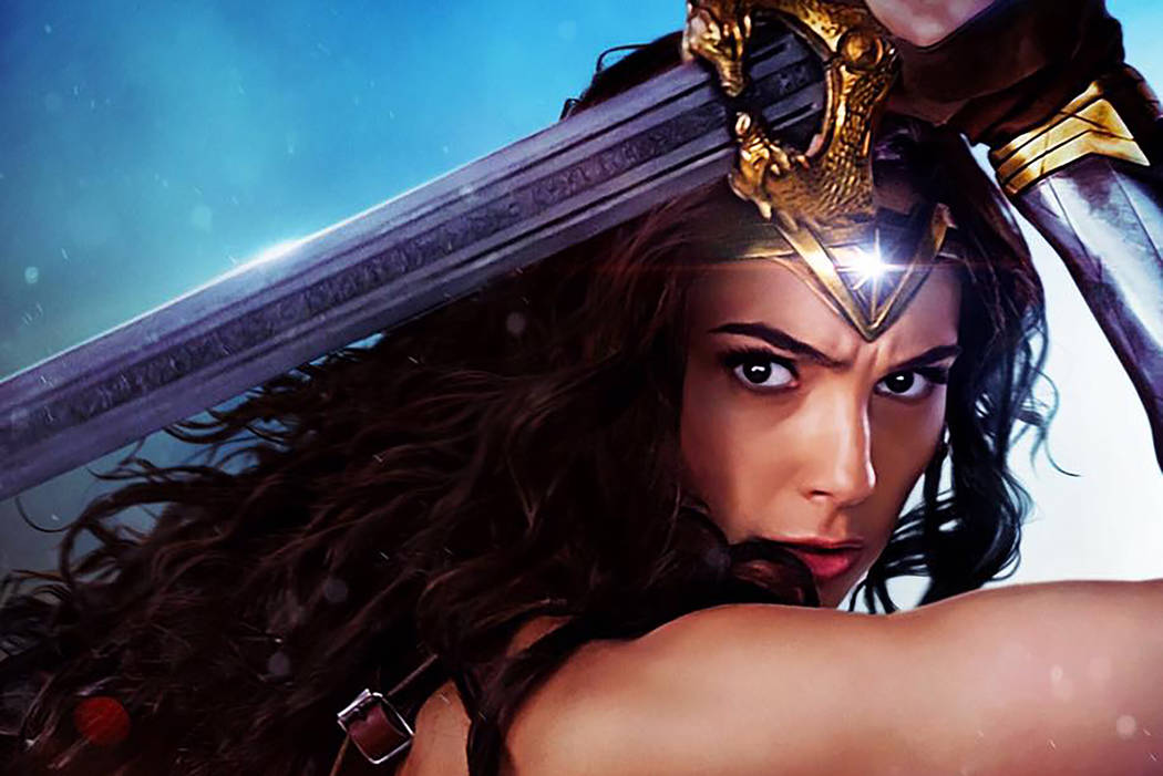 "Gal Gadot stars in ""Wonder Woman,"" which will be shown at the Boulder City Library on Friday, Nov. 17."