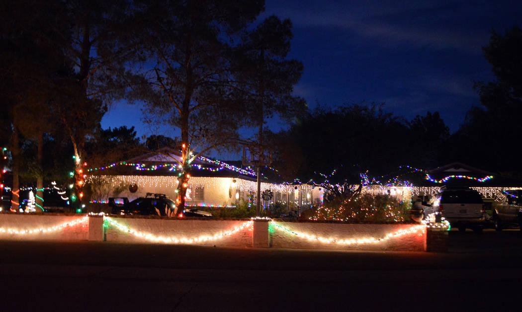 Celia Shortt Goodyear/Boulder City Review 1400 block of San Felipe Drive