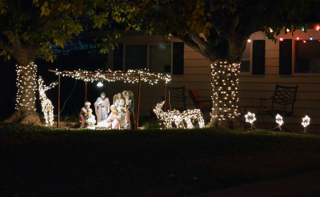 Celia Shortt Goodyear/Boulder City Review 600 block of Kendrick Place