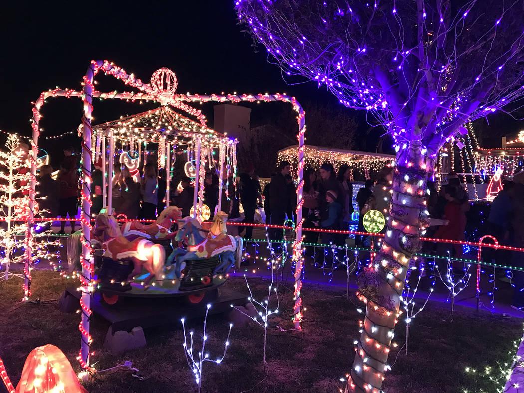 hali bernstein saylorboulder city review 1525 fifth st - Best Christmas Light Displays