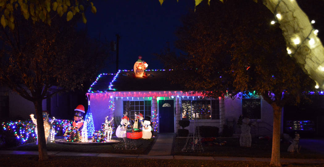 Celia Shortt Goodyear/Boulder City Review 500 block of Seventh Street