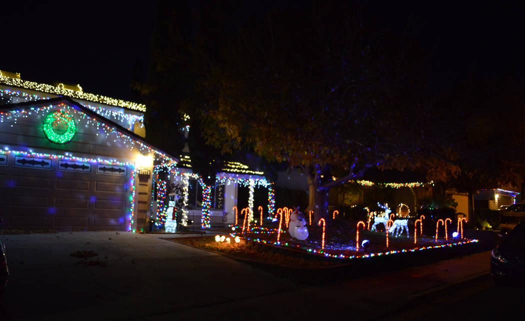 Celia Shortt Goodyear/Boulder City Review 1400 block of Bronco Road