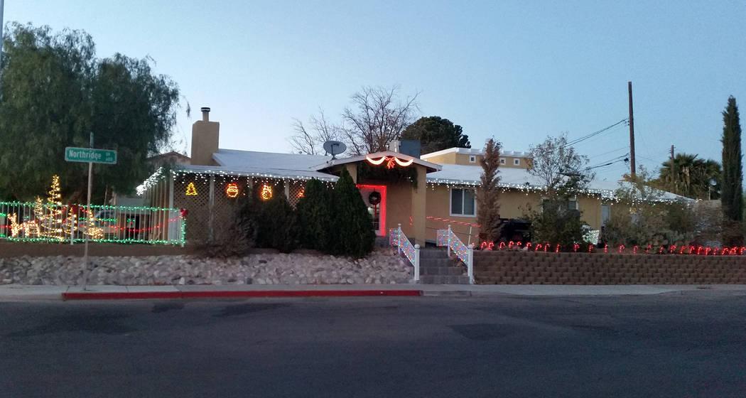 Celia Shortt Goodyear/Boulder City Review 800 block of Northridge Drive