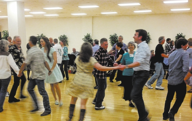 File The Southern Nevada Old Country Dancers will be hosting a dance at 6:30 p.m. Saturday at the historic Los Angeles Department of Water and Power building, 600 Nevada Way.