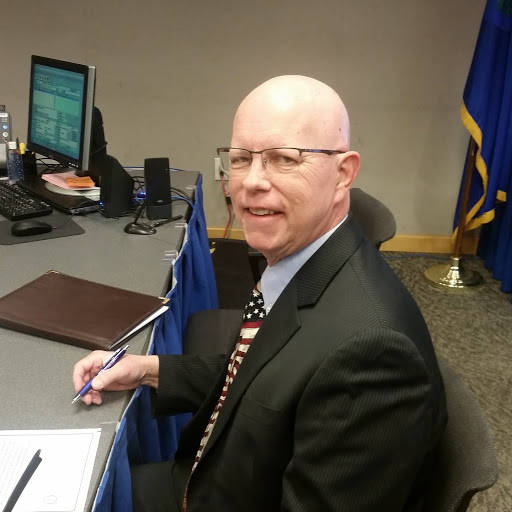 Victor Miller Judge Victor Miller puts the final signatures on his filing papers to seek re-election as justice of the peace for the Boulder Township on Tuesday, the first day of the filing period ...