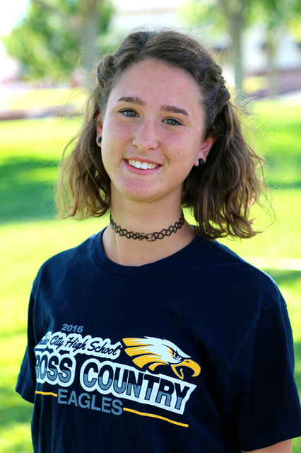 Laura Hubel/Boulder City Review Each week the coaches at Boulder City High School nominate an athlete to spotlight for contributions made to his or her team. This week's honoree is senior C ...