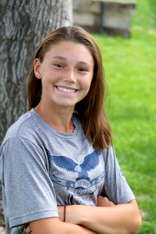 Laura Hubel/Boulder City Review Each week the coaches at Boulder City High School nominate an athlete to spotlight for contributions made to his or her team. This week's honoree is sophomor ...
