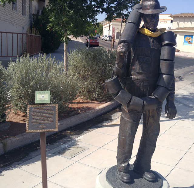 The Boulder City Museum and Historical Association will unveil an audio walking tour Saturday, with 11 stops spread out around downtown, highlighting art and landmarks that tell the story of the H ...