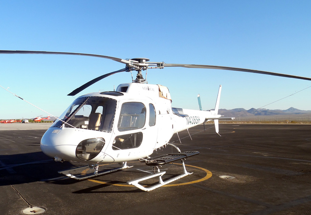 Hunter Terry/Boulder City Review B.F.E. fixed-base operator will host a 10th anniversary open house from noon-5 p.m. Saturday outside its hanger at the Boulder City Airport. There will be entertai ...