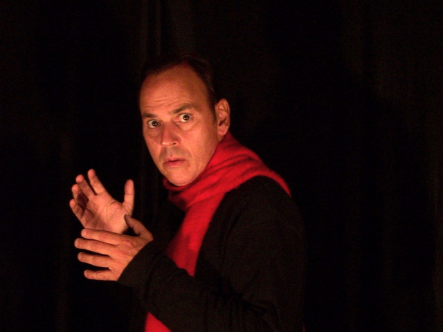 """Courtesy photo  Los Angeles-based actor Duffy Hudson will perform a one-man rendition of Charles Dickens' """"A Christmas Carol"""" at 1 p.m. Saturday at the Boulder City Library, 701 Adams Blvd."""