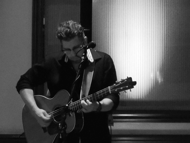 Marty Feick will perform an all ages show, free of charge, at 8:30 p.m. Friday at the Dillinger Food and Drinkery, 1224 Arizona St.