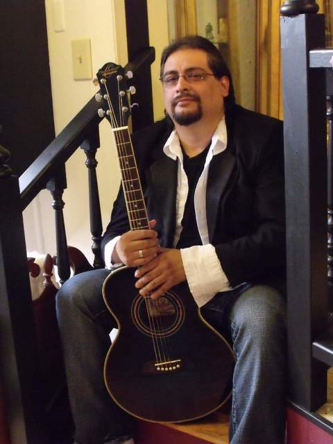 Courtesy photo Johnny O will perform, free of charge, from 8 p.m. to midnight Saturday in the lounge at the Railroad Pass, 2800 S. Boulder Highway