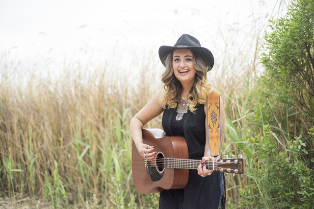 Acoustic songbird Megan Barker will perform a free show Saturday, at the Dillinger Food and Drinkery, 1224 Arizona St.