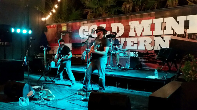 Courtesy photo Progressive alternative rock band The Scorched will perform a free, all-ages show at 8 p.m. Saturday at the Boulder Dam Brewing Co., 453 Nevada Way.