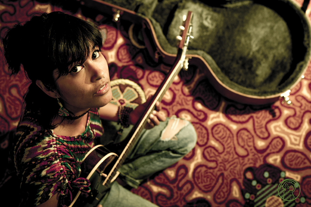 Sonia Seelinger brings her bossa nova sound to Boulder City for a free, all-ages show at 8:30 p.m. Saturday at the Dillinger Food and Drinkery, 1224 Arizona St. Courtesy photo