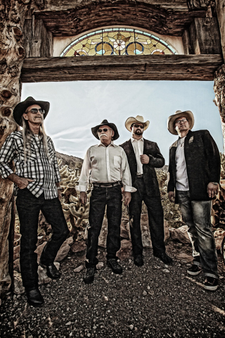 Country rockers Sunset Ridge will perform free of cover at 8 p.m. Saturday at the Boulder Dam Brewing Co., 453 Nevada Way. Courtesy photo