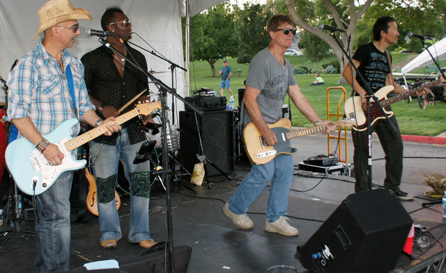 Photo courtesy Roger Hall After he and his band headline the 20th annual Wurstfest, Tommy Rocker will host an after party from 10:30 p.m. until close at The Dillinger Food and Drinkery, 1224 Arizo ...