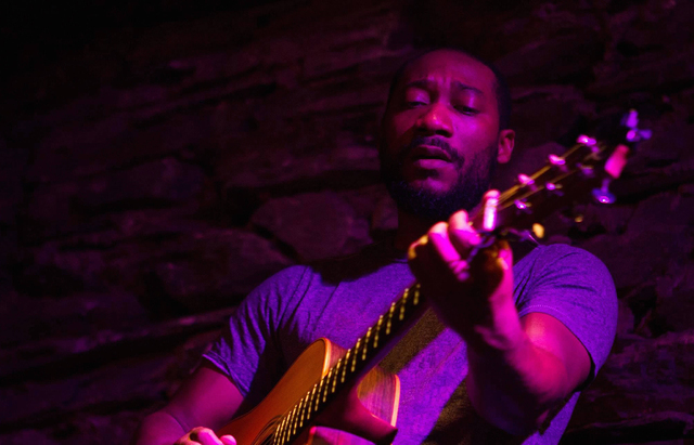 Toney Rocks will perform an all-ages show, free of charge, at 8 p.m. Saturday at the Boulder Dam Brewing Co., 453 Nevada Way. Courtesy photo