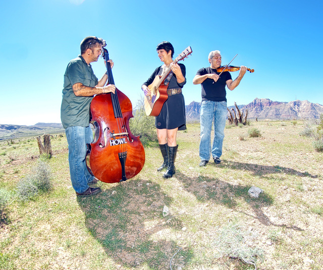 The Unwieldies will return to Boulder City to play a free, all-ages show at 8:30 p.m. Saturday at The Dillinger Food and Drinkery, 1224 Arizona St. Courtesy photo.