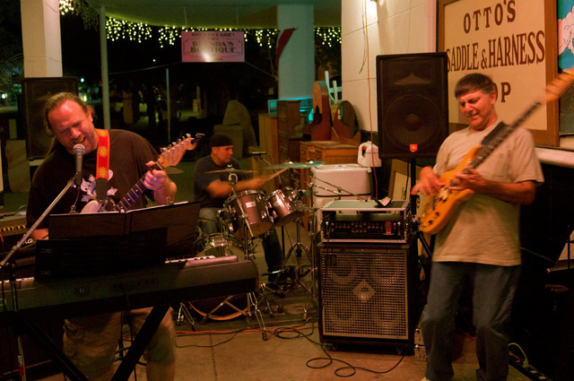 The Wayne David Band will be returning to Boulder City for a free show at 8:30 p.m. Friday at The Dillinger Food and Drinkery, 1224 Arizona St. Courtesy photo