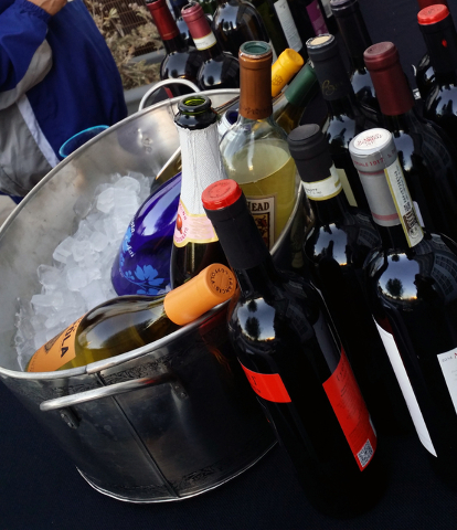 The AAUW will hold their annual fall wine and chocolate tasting event from 6-9 p.m. Staurday on the patio at the Boulder Dam Hotel, 1305 Arizona St. Tickets are $10. Courtesy photo