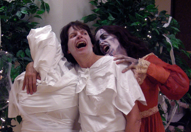Courtesy photo Southern Nevada Old Country Dancers' annual Pride and Prejudice and Zombies dance will be held from 6:30-9:30 p.m. Saturday at the Los Angeles Department of Water and Power building ...