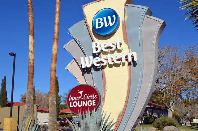 Max Lancaster/Boulder City Review  Construction is underway on the new Best Western, which is in the location of the former Boulder City Inn and Suites on Nevada Way. The new hotel is expected to  ...