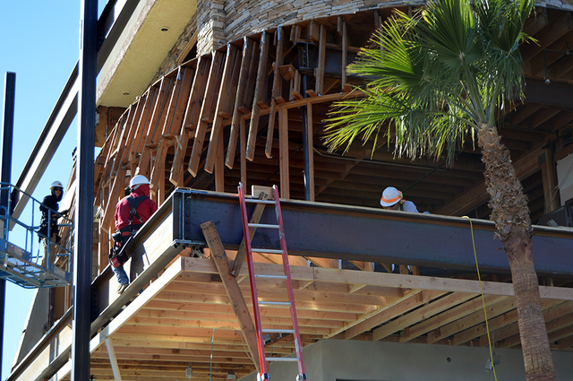 Max Lancaster/Boulder City Review Renovations continue on the new Best Western located at the site of the former Boulder City Inn and Suites on Nevada Way. The hotel was bought by Reno-based compa ...