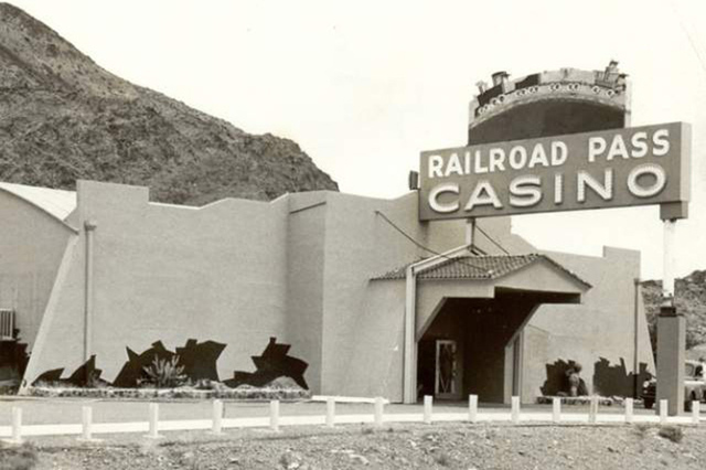 Railroad Pass casino will mark its 85th anniversary with a variety of giveaways and special events Saturday through Monday. File photo