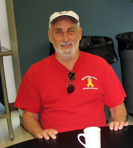 """First-time author and Boulder City resident Frank Pomellitto has self-published a book of historical fiction titled """"Step Forward into the Past,"""" set in the mountains of upstate New York. He will  ..."""