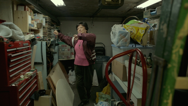 "Courtesy photo Trevor Zhou's ""The Waltz,"" about a woman who hoards and is facing divorce, focuses on her journey as she finds herself in dance. It will be screened Wednesday during one of the Dam  ..."