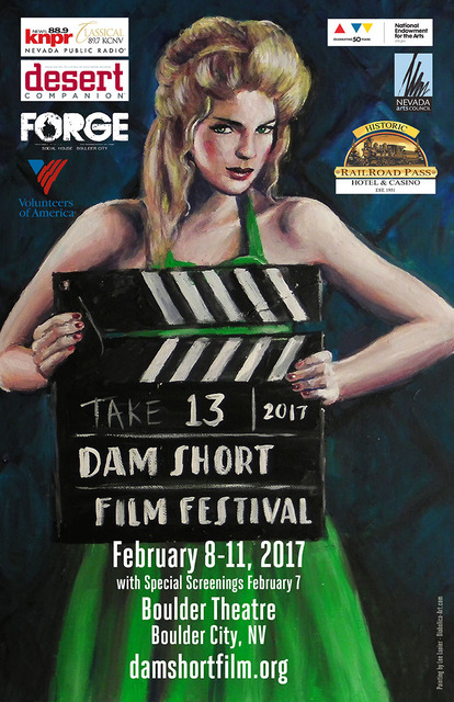 Courtesy The 13th annual Dam Short Film Festival will be held Feb. 8-11 at the historic Boulder Theatre.